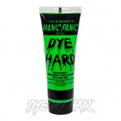 Manic Panic Dye Hard Temporary Hair Colour Styling Gels (Electric Lizard)