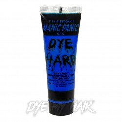 Manic Panic Dye Hard Temporary Hair Colour Styling Gels (Electric Sky)