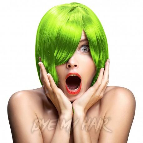 Crazy Color Lime Twist Semi-Permanent Hair Dye (100ml)
