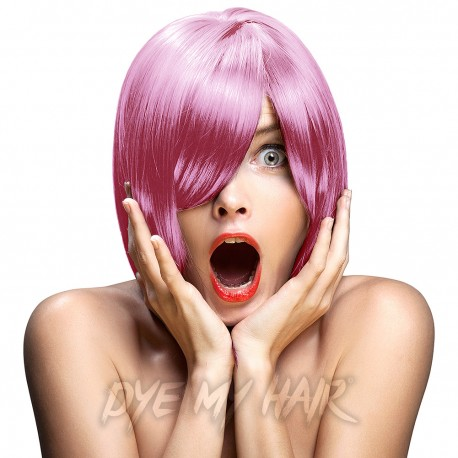 crazy color marshmallow pink semi permanent pastel hair dye