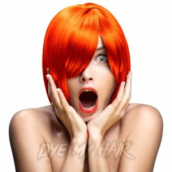 Crazy Color Orange Semi-Permanent Hair Dye (100 ml)