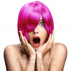Crazy Color Semi-Permanent Hair Dye (Pinkissimo)