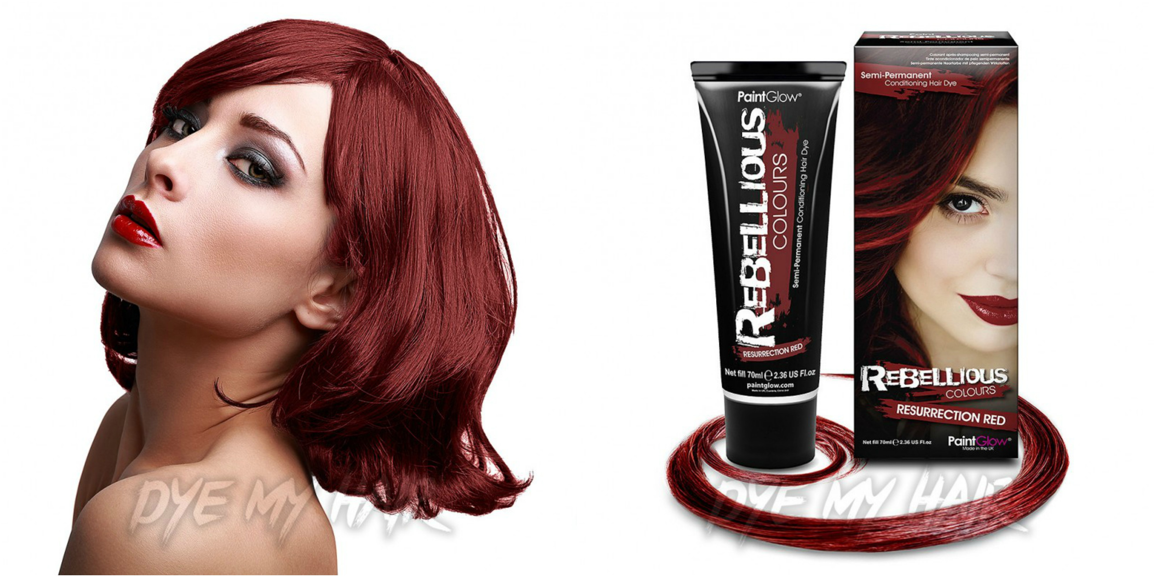 The Ultimate Red Hair Dye Shades For Spring 2018