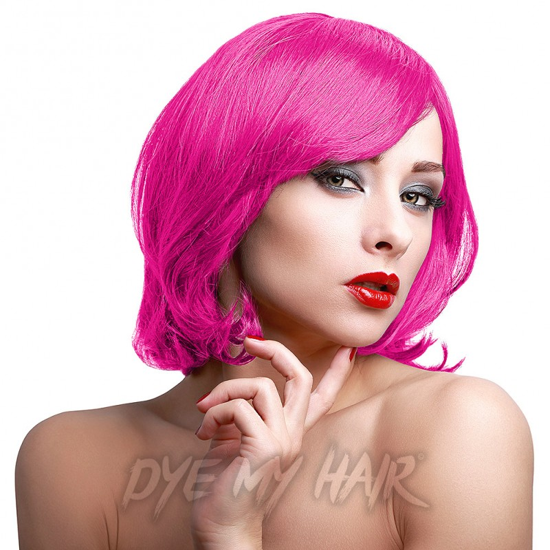 STARGAZER SEMI-PERMANENT HAIR DYE (UV PINK)