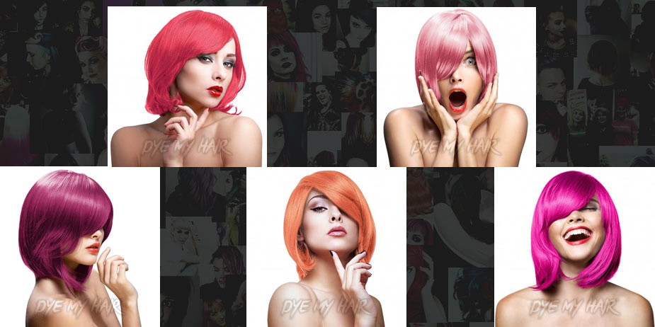 A Guide To Shades Of Pink Hair Dye