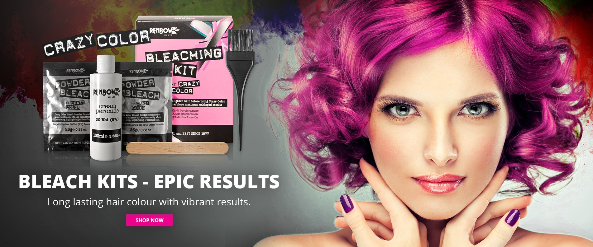Hair Dye, Bright Temporary Color Products, Shop Best Brands ...