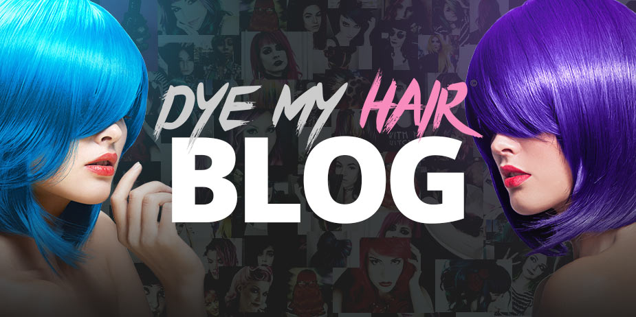 How To Style Your Hair With Punky Hair Dye