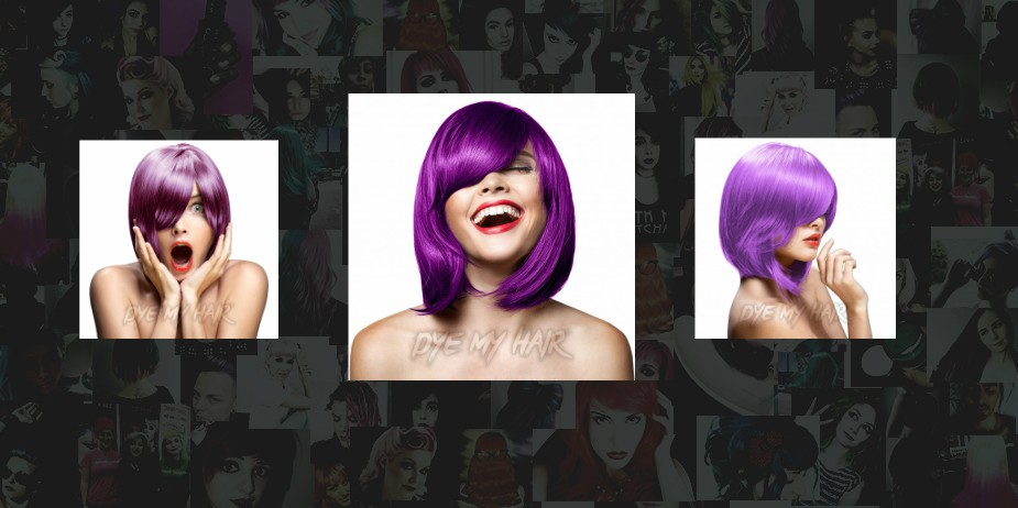 Purple Hair Dye Brands – Your Guide To Colours