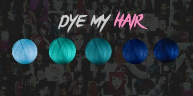 Get Inspired With Our Blue Hair Dye Brands